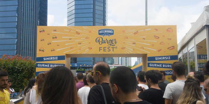 Hellmans-Burger-Fest